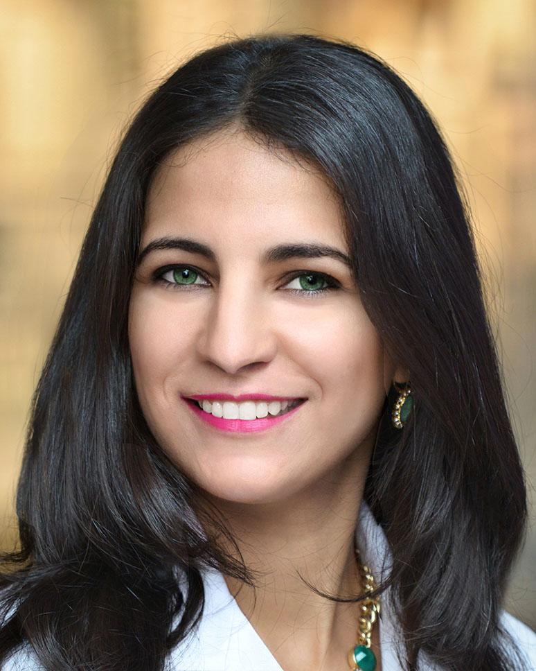 Zaina Al-Mohtaseb, MD